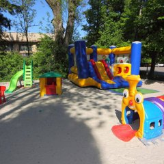 Гостиница Делис детские мероприятия фото 2