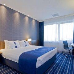 Отель Holiday Inn Express Amsterdam Arena Towers Нидерланды, Амстердам - 2 отзыва об отеле, цены и фото номеров - забронировать отель Holiday Inn Express Amsterdam Arena Towers онлайн комната для гостей фото 5