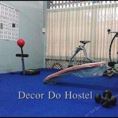 Decor Do Hostel фитнесс-зал фото 3