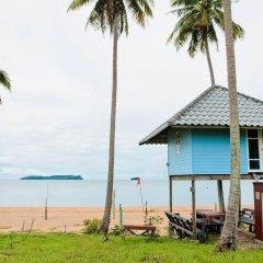 Отель Sananwan Beach B&B пляж фото 2