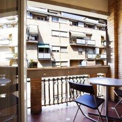 Отель Affittacamere Nansen балкон