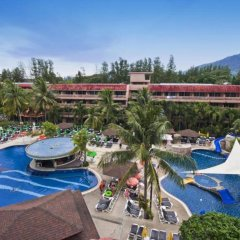 Отель Phuket Orchid Resort and Spa бассейн фото 3
