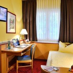 Отель Burghotel Stammhaus Германия, Нюрнберг - отзывы, цены и фото номеров - забронировать отель Burghotel Stammhaus онлайн удобства в номере