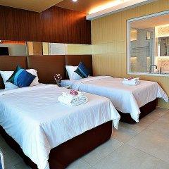 Отель Golden Dragon Beach Pattaya Таиланд, Бангламунг - отзывы, цены и фото номеров - забронировать отель Golden Dragon Beach Pattaya онлайн комната для гостей фото 2