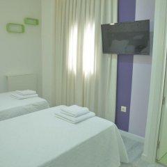 Отель Hostal Nersan Испания, Мадрид - отзывы, цены и фото номеров - забронировать отель Hostal Nersan онлайн комната для гостей фото 4