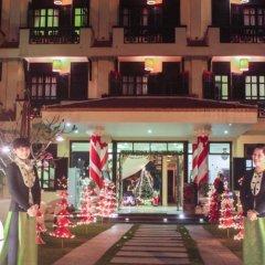 Отель Phu Thinh Boutique Resort & Spa вид на фасад фото 2
