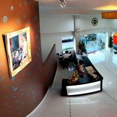 Отель @Hua Lamphong фитнесс-зал