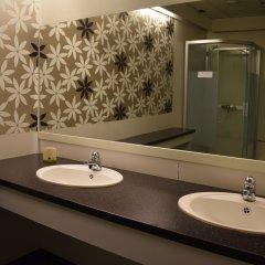 Отель Sandnes Vandrerhjem Норвегия, Санднес - отзывы, цены и фото номеров - забронировать отель Sandnes Vandrerhjem онлайн ванная фото 2