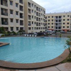 Отель Lancaster Hotel Cebu Филиппины, Лапу-Лапу - отзывы, цены и фото номеров - забронировать отель Lancaster Hotel Cebu онлайн бассейн фото 3