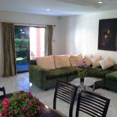 Отель Baan Kanittha - 4 Bedrooms Private Pool Villa комната для гостей фото 5