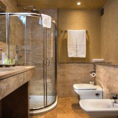 Отель Best Western Premier Thracia Hotel Болгария, София - 2 отзыва об отеле, цены и фото номеров - забронировать отель Best Western Premier Thracia Hotel онлайн ванная фото 2