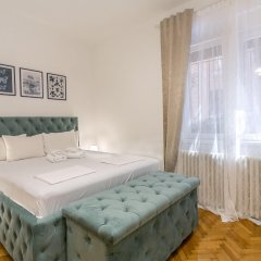 Отель Dositej Apartment Сербия, Белград - отзывы, цены и фото номеров - забронировать отель Dositej Apartment онлайн комната для гостей фото 4