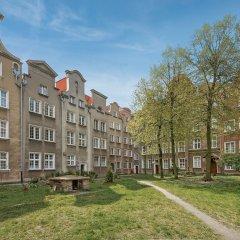 Отель Apartamenty Apartinfo Old Town Гданьск с домашними животными
