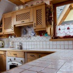 Отель InspiroApart Giewont Lux - Sauna i Basen Косцелиско в номере