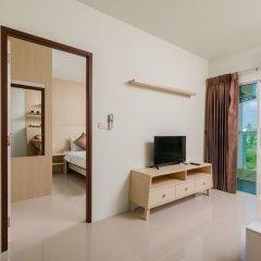 Отель JJAirportHotelCondominium For Rent 2 Таиланд, пляж Май Кхао - отзывы, цены и фото номеров - забронировать отель JJAirportHotelCondominium For Rent 2 онлайн комната для гостей фото 5