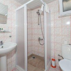 Side Altinkum Bungalow Hotel ванная