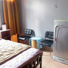 Отель Kim House Бангкок комната для гостей
