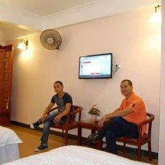 Отель Phu Quy Далат развлечения