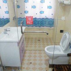 Отель Youth Arts Hostel Китай, Сучжоу - отзывы, цены и фото номеров - забронировать отель Youth Arts Hostel онлайн ванная