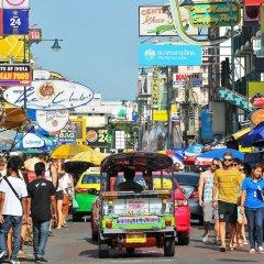 Отель Sala Rattanakosin Bangkok Таиланд, Бангкок - отзывы, цены и фото номеров - забронировать отель Sala Rattanakosin Bangkok онлайн городской автобус