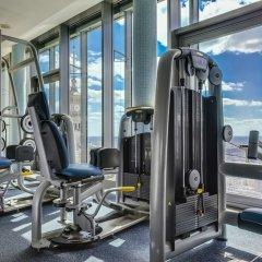 Отель InterContinental Warsaw фитнесс-зал фото 4