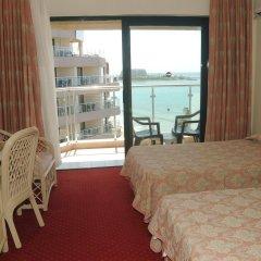 Отель Aska Just In Beach – All Inclusive комната для гостей фото 3
