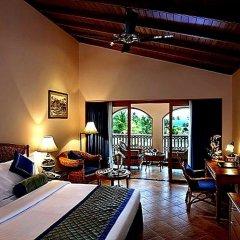 Отель Kenilworth Beach Resort & Spa Индия, Гоа - 1 отзыв об отеле, цены и фото номеров - забронировать отель Kenilworth Beach Resort & Spa онлайн комната для гостей фото 4
