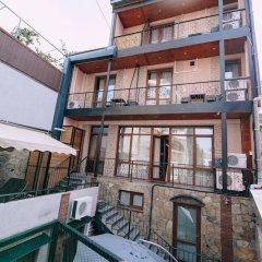 Ikalto Hotel Тбилиси балкон