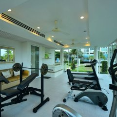 Отель Krabi Boat Lagoon Resort фитнесс-зал
