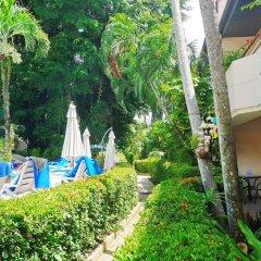 Swiss Palm Beach Hotel балкон