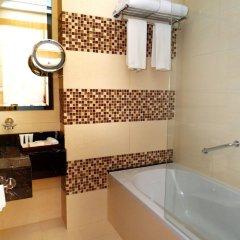 Отель Copthorne Hotel Sharjah ОАЭ, Шарджа - отзывы, цены и фото номеров - забронировать отель Copthorne Hotel Sharjah онлайн ванная фото 2