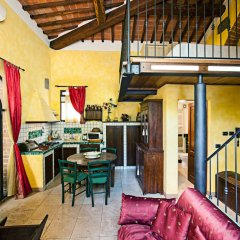 Отель Fonte Del Castagno Синалунга питание