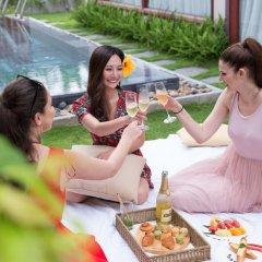 Отель Silk Sense Hoi An River Resort детские мероприятия фото 2
