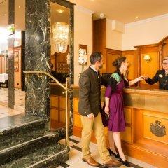 Hotel Erzherzog Rainer интерьер отеля фото 3