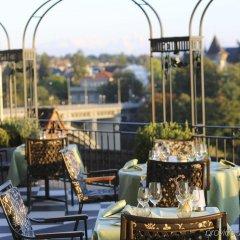 Hotel Bellevue Palace Bern питание фото 3