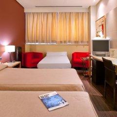 Hotel Silken Puerta de Valencia комната для гостей фото 4