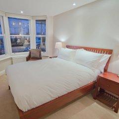 Отель A Room With A View Великобритания, Кемптаун - отзывы, цены и фото номеров - забронировать отель A Room With A View онлайн комната для гостей фото 2