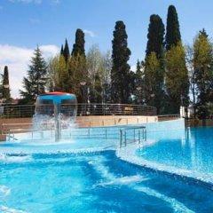 Гостиница Villa Rauza бассейн