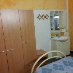 Отель Albergo Astro Италия, Генуя - отзывы, цены и фото номеров - забронировать отель Albergo Astro онлайн ванная