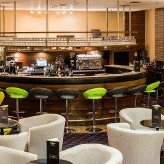 Отель Courtyard By Marriott Warsaw Airport Варшава гостиничный бар