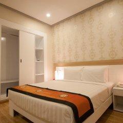 Saga Hotel комната для гостей