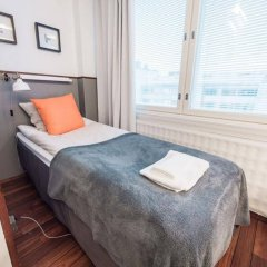 Отель Forenom Aparthotel Helsinki Kamppi комната для гостей фото 5