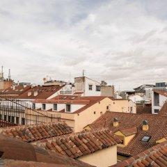 Отель Austrias City Center Мадрид балкон