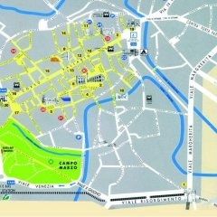 Отель Cityhotel Cristina Италия, Виченца - отзывы, цены и фото номеров - забронировать отель Cityhotel Cristina онлайн городской автобус