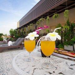 Отель Villa Cha Cha Rambuttri Бангкок в номере