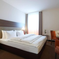 Отель Intercityhotel Berlin-Brandenburg Airport комната для гостей фото 5