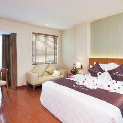 Sapphire Saigon Hotel комната для гостей фото 5