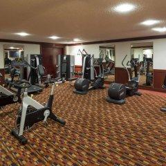 Camino Real Tijuana Hotel Zona Rio фитнесс-зал