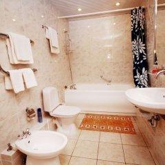 Югор Отель ванная фото 2
