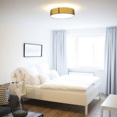 Отель StayS Apartments Германия, Нюрнберг - отзывы, цены и фото номеров - забронировать отель StayS Apartments онлайн комната для гостей фото 5